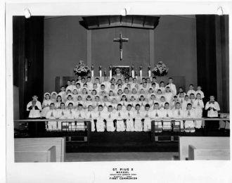 St Pius School