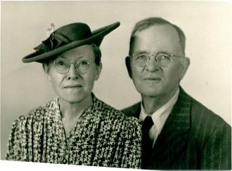 Collin Edgar and Maude Forbes