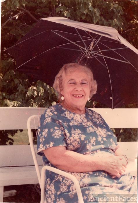 Maria (Helen) Pannozzi, Rhode Island