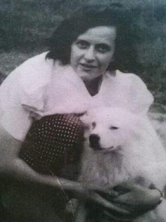 Mary Ruth Lucas