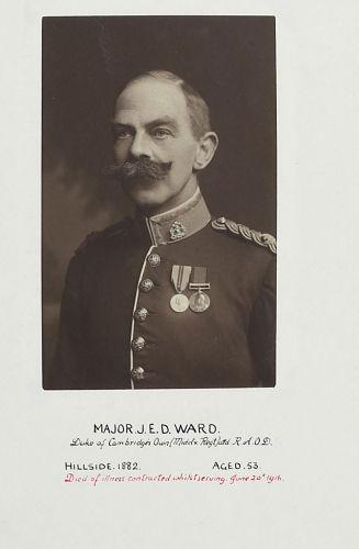 James Eyre Drummond Ward