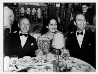 Dorothy Fields, Jerome Kern, & George Gershwin