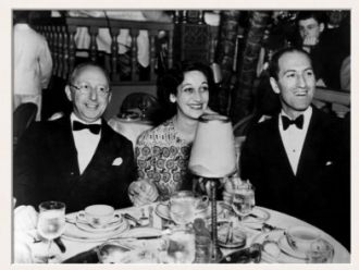 Dorothy Fields, Jerome Kern, & George Gershwin