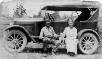 William 'Jack'  & Sarah Evans, TN