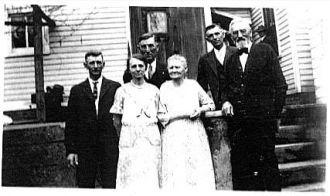 Jürgen Bernhard Brandt Family 1935
