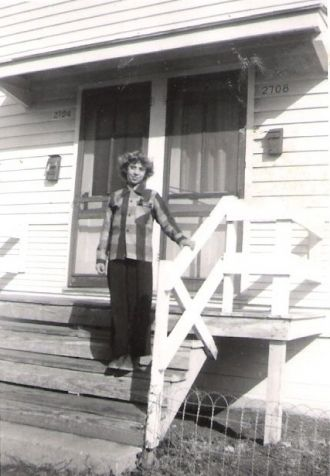 A photo of Lorraine B Johnson