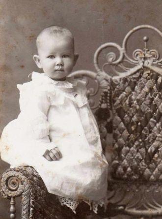 Enola Mae Ostrom