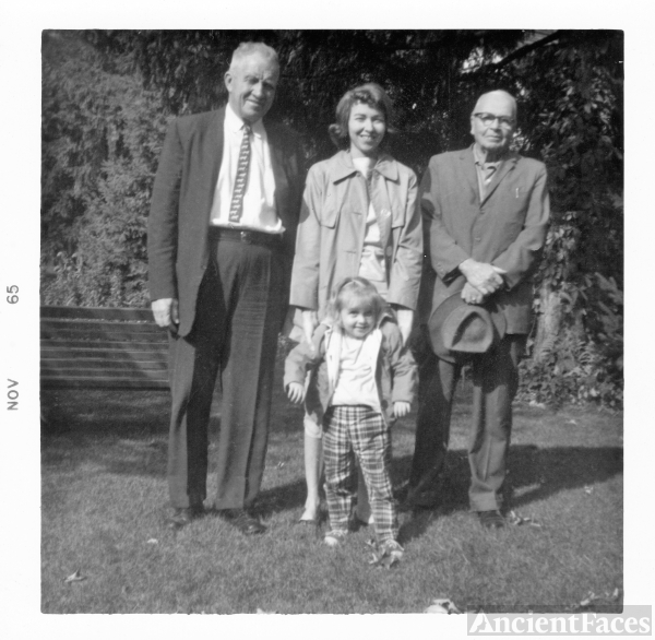 Janice Armitage Family