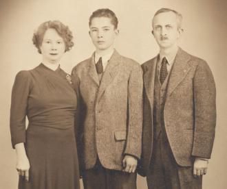 Edwin Howard Blanchard Family