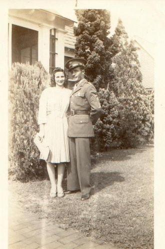 Dad and Ila Mae Copeland