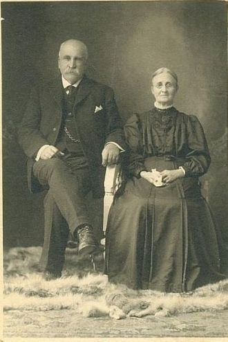 Mr & Mrs. James Blackie