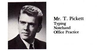 Mr. T. Pickett