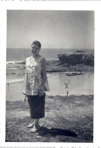 Irma Ruth Turley, Mexico