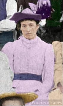 Violet Louisa Jane Ashby nee Appleton