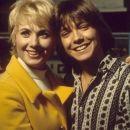 David Bruce Cassidy and Shirley Jones