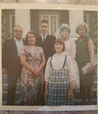 Gene L Robinson Family