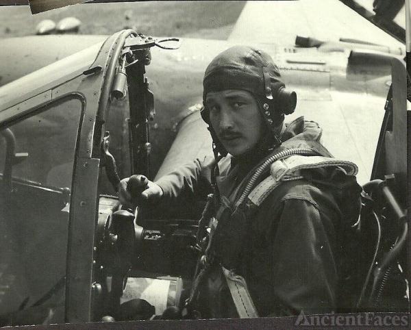 Captain Fred B Brink Jr