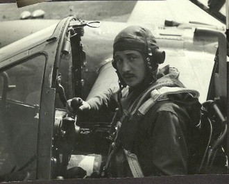 Captain Fred B Brink Jr