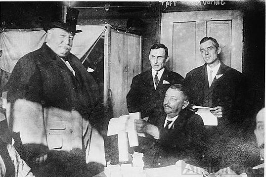 Taft voting