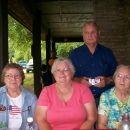 Olive, Etta, Gertrude & Oscar Wade, MO 2011