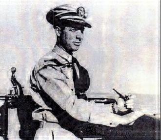Lawson Patterson Ramage, World War Two