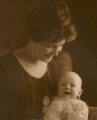 Marjoria & Benjamin Williamson, North Carolina 1924
