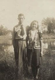 Dorothy & Preston Busby