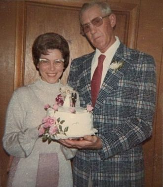 Elmer & Norma (Roos) Dettmer 30th Anniversary