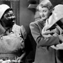 Hattie McDaniel and Bette Davis