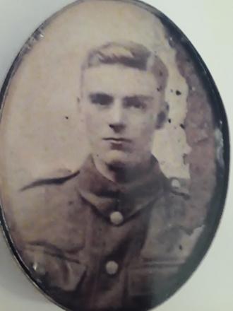 Private Edward Byrne