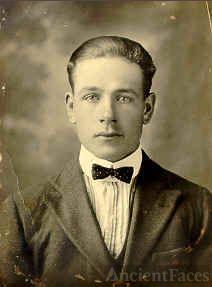 Grandfather George Reuben Wells