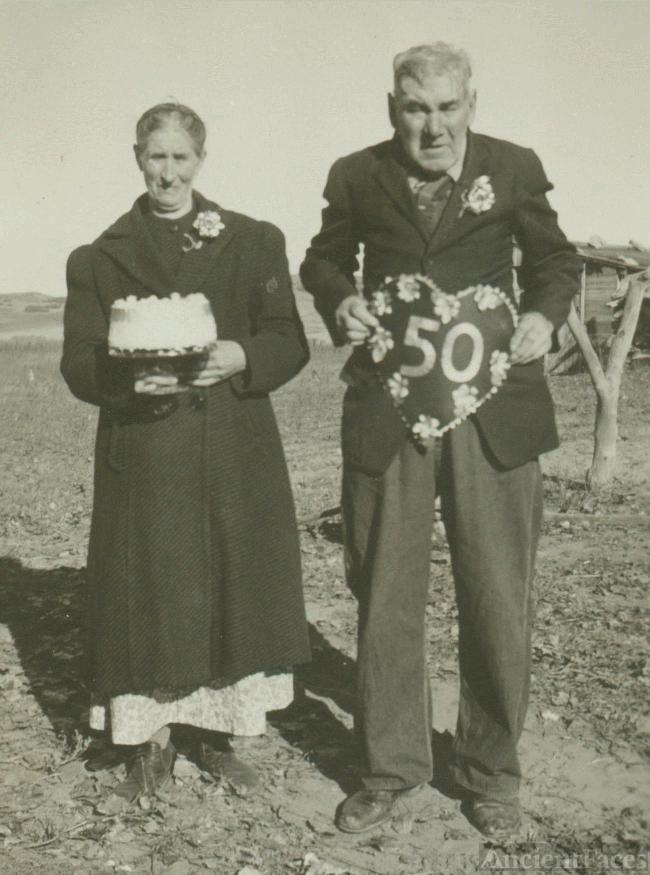 John & Dorthea Nantt