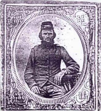 A photo of Barnabas Arthur