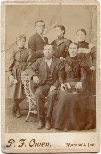 VanWert Scott Martin Family