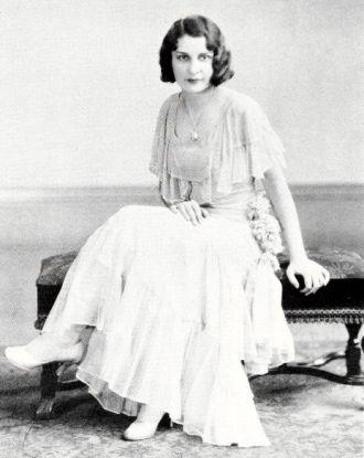 Trella Mae Burnham, Mississippi, 1931