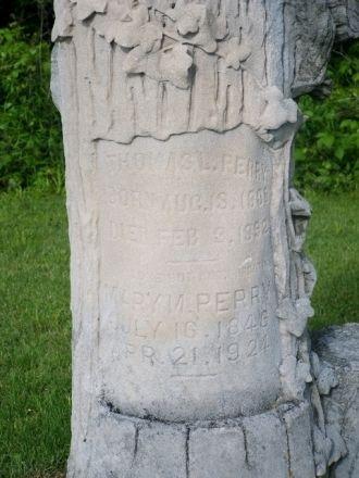 Thomas Lavender Perry Gravesite