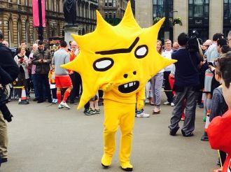 Kingsley Mascot