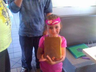 Dani Marie Stephens' child