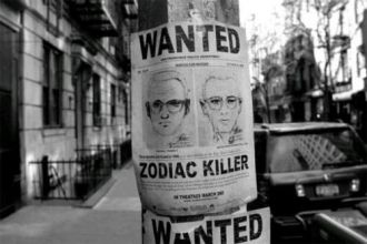Zodiac Killer Wanted Poster
