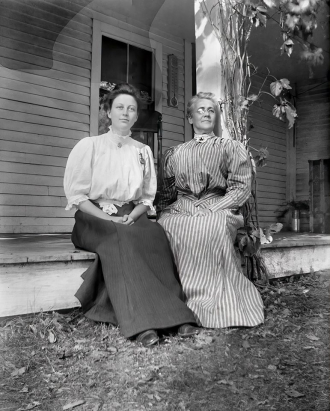 Unknown Nebraska Ladies