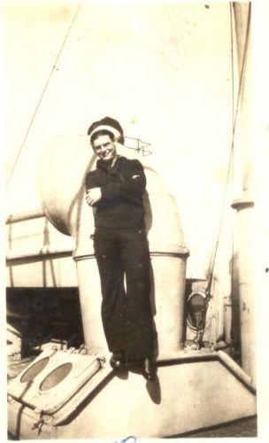 Charles Bradd WWII Pearl Harbor Survivor