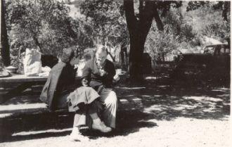 Lorraine Lucas and Anna Jane Carr