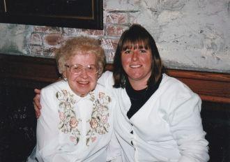 Vera Macere & Carolyn Nason