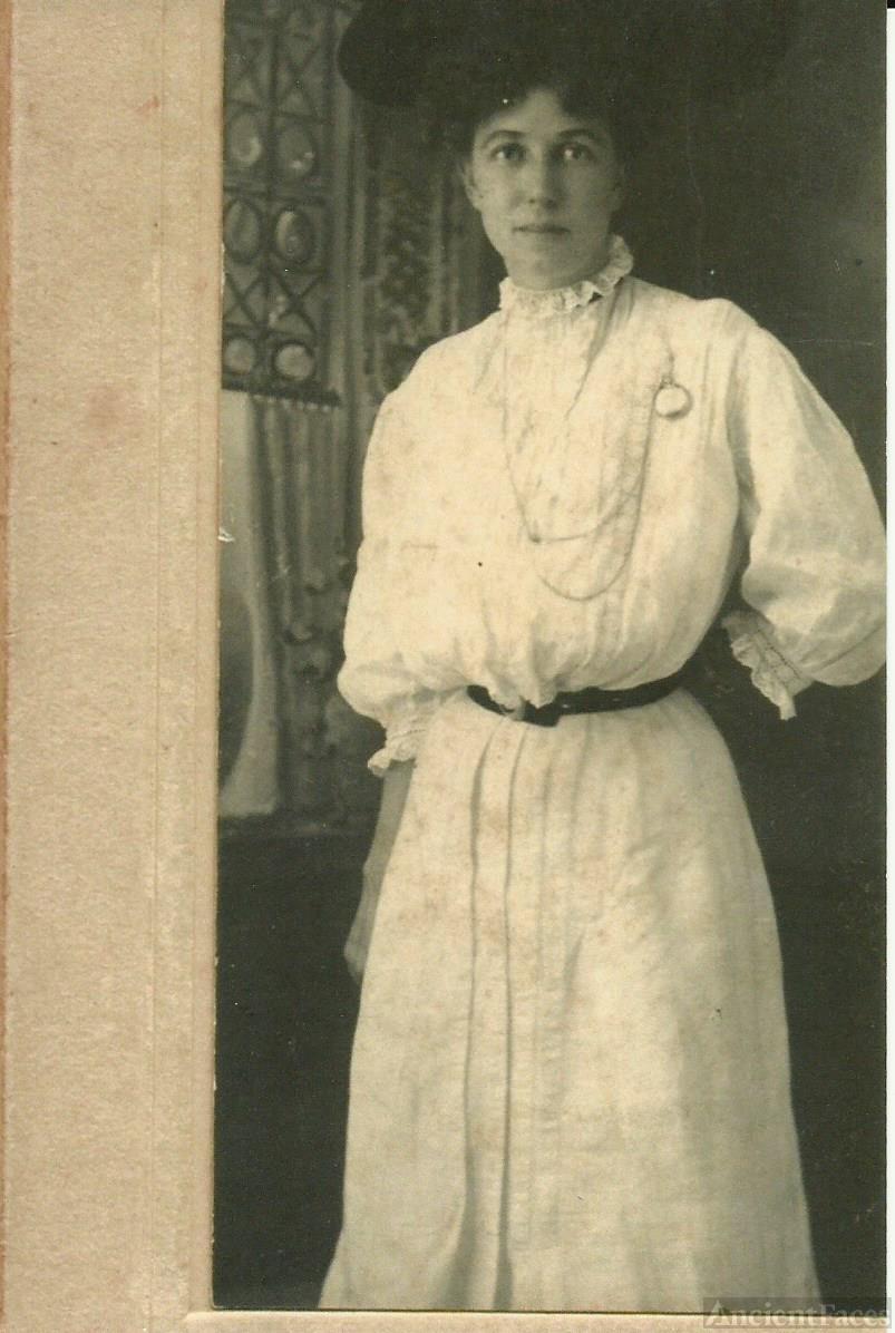 Adelaide Elizabeth (Null) King Hartman