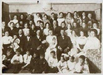 Wedding of Gustave Pepin & Alice Labrecque