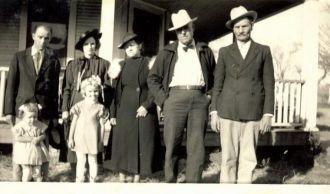 Trotter Family (Nowata,Ok)