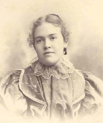 Alma Arville Bacon