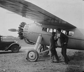 Lindbergh, 1929