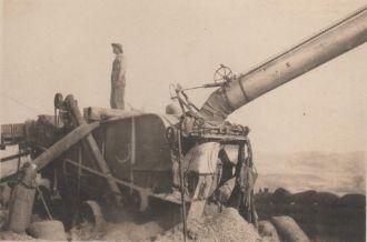 Parker's Stationary Thrashing Machine, Idaho