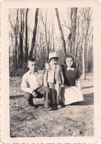 Wilbur, Ruth & Betty Martz